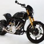 Esta es la Arch KTGT-1 de Keanu Reeves, la moto que Neo trajo de Matrix