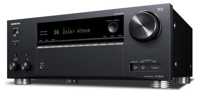 Onkyo complementa su gama media con el receptor TX-RZ630 compatible con Dolby Atmos y DTS:X