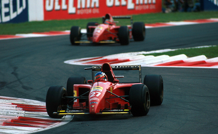 Ferrari 1995 - 412 T2