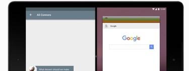 La próxima versión de Android podría prepararnos para un mundo de tablets convertibles