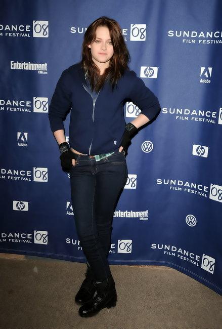 Foto de Kristen Stewart, el estilo de una vampiresa de Crepúsculo: ¿estilo de calle o sobre la alfombra roja? (12/23)