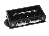 Game Switch, dos puertos DVI para un monitor