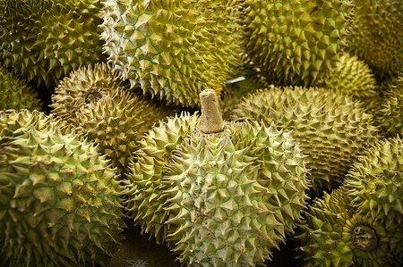 El Durian: la fruta reina... del mal olor