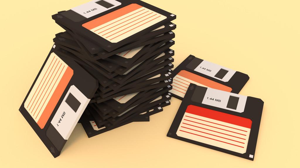 7 formatos de almacenamiento que quisieron ir más allá del disquette y fracasaron en el intento