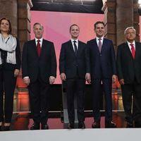 Así fue el primer debate presidencial de México por internet: 3 millones de espectadores y Facebook la plataforma preferida