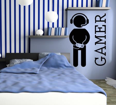 Vinilo Gamer