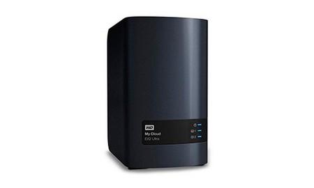 Esta semana, en Amazon, el NAS básico Western Digital My Cloud EX2 Ultra de 12 TB, está rebajado hasta los 448,80 euros
