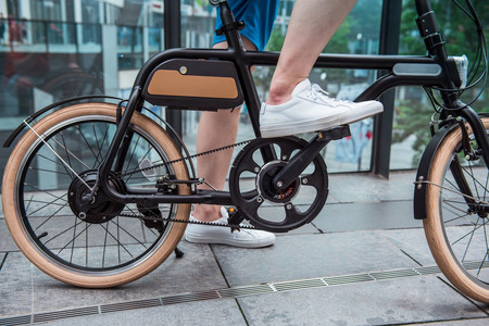 Bicicleta Electrica Smaiver 1