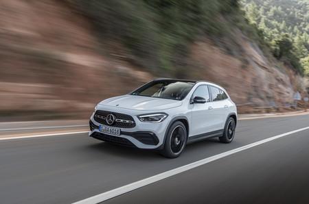 Mercedes-Benz GLA 2021, a detalle en 103 fotos: el SUV más pequeño de Mercedes llegará a México este año