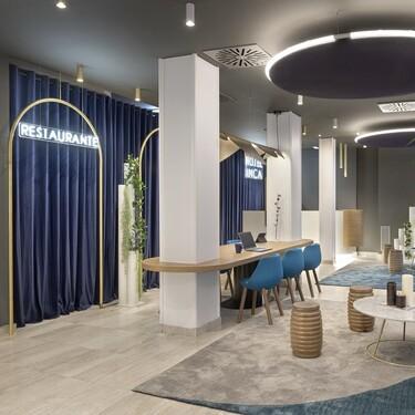Hotel Inca, un hotel boutique de diseño a 200 metros de la plaza del Pilar de Zaragoza