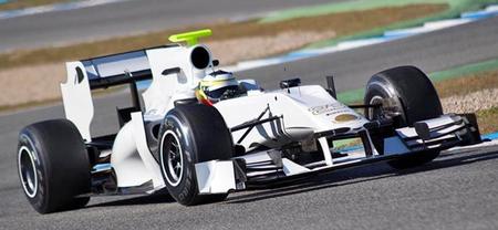 Pirelli podría haber comprado un Hispania F111