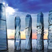 ¿Dónde estará el primer rascacielos giratorio del mundo? En Dubái, claro