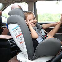 La silla de coche de Star iBaby que permite viajar a contramarcha rebajadísima hoy gracias a las ofertas del primavera de Amazon