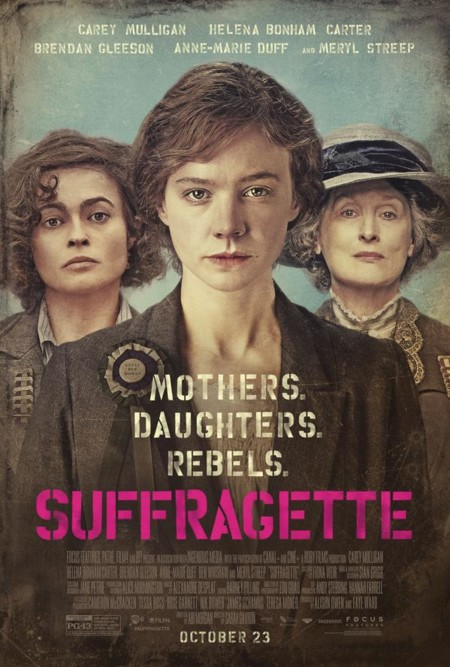 Cartel de Suffragette