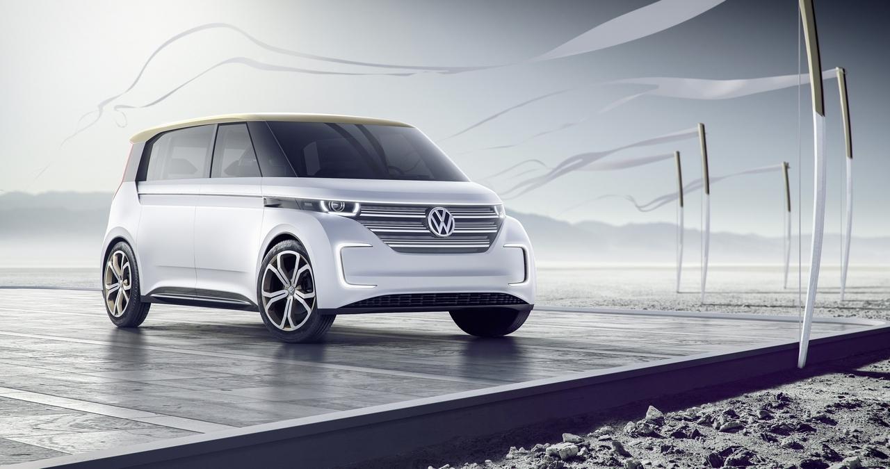 Foto de Volkswagen BUDD-e (6/27)