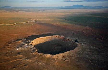 Los mayores cráteres del mundo