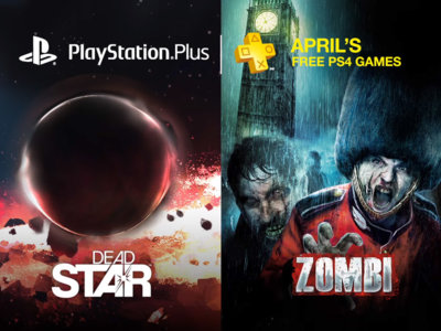 Zombi y I Am Alive son lo más destacado del PS Plus de abril