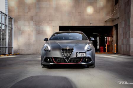 Alfa Romeo Giulietta 110 Edizione Prueba De Manejo Opiniones Mexico 12