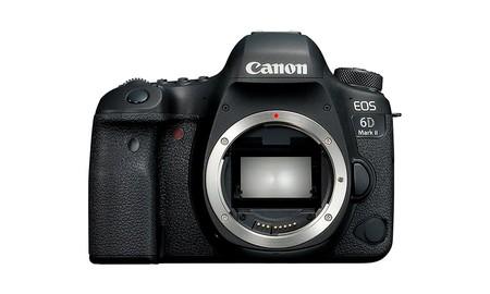 En Amazon, tienes la EOS 6D Mark II de Canon por 1.239,99 euros sin salir del mercado nacional