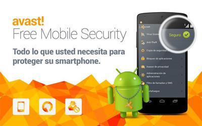 Avast! Mobile Security para Android se actualiza, ahora con nueva interfaz