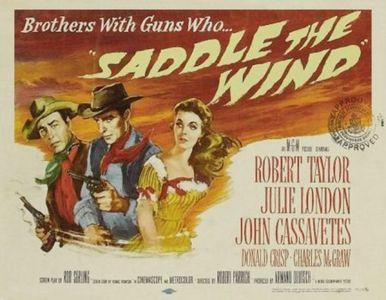 Western: 'Más rápido que el viento' de Robert Parrish