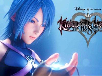 Kingdom Hearts HD 2.8 Final Chapter tiene una actualización de lanzamiento