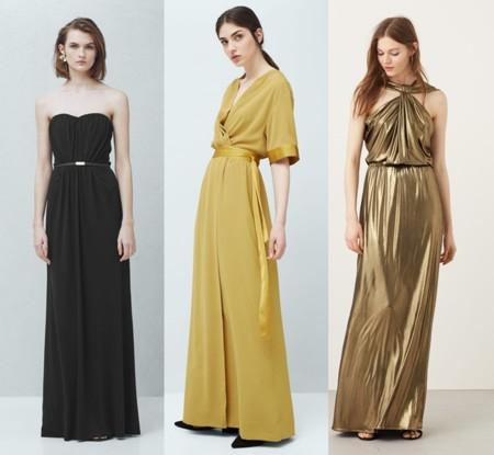 1fc1caf75 Los 21 vestidos largos con los que triunfar en las bodas de tarde y ...
