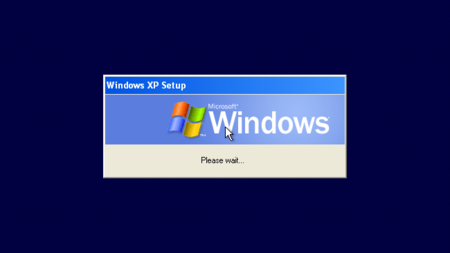 Windows XP Setup