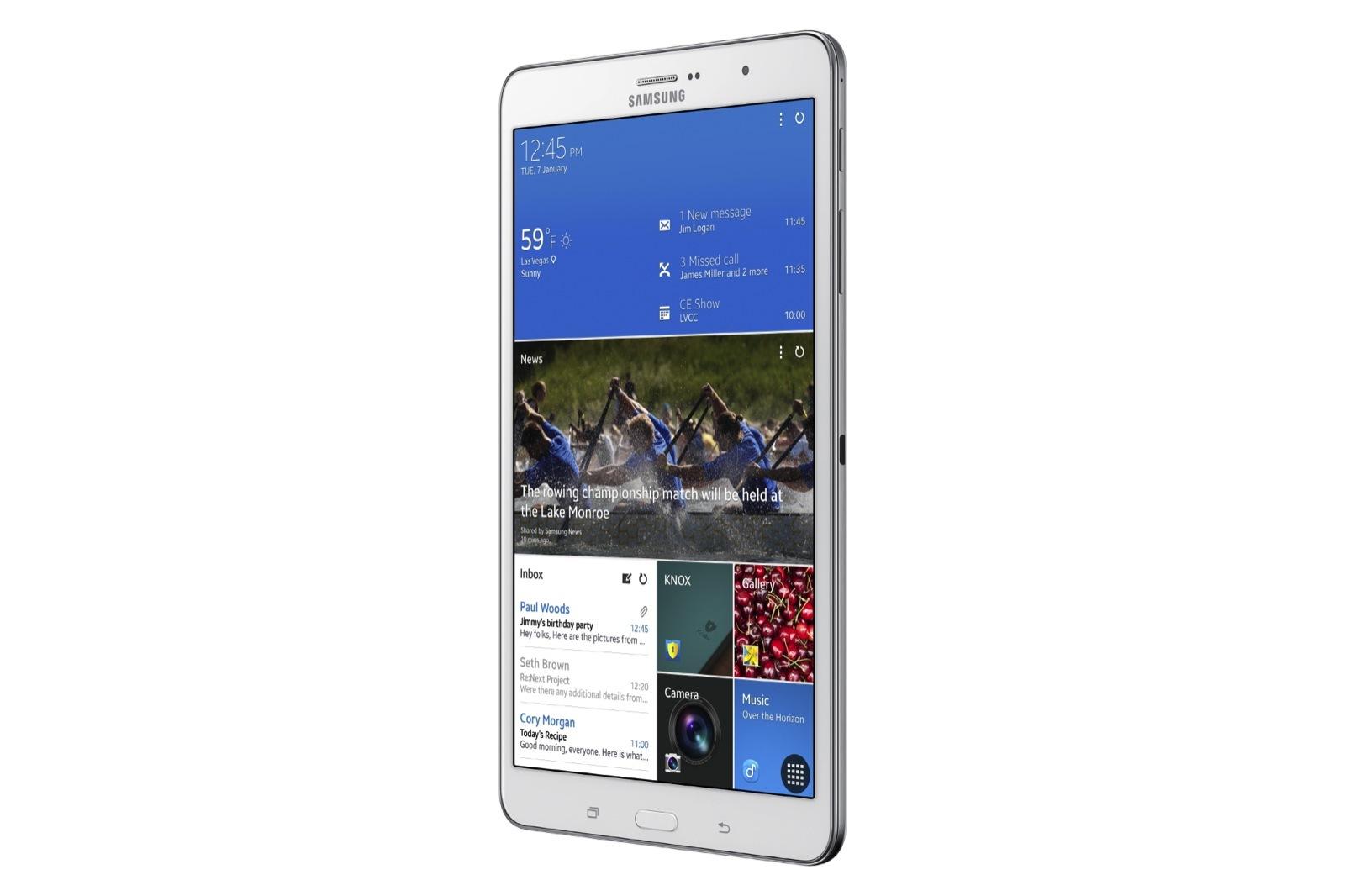 Foto de Samsung Galaxy TabPRO, imágenes oficiales (4/21)