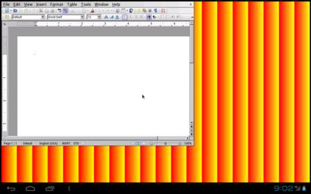 LibreOffice muestra su prototipo para Android
