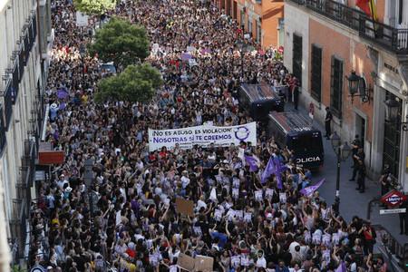 Manada Manifestacio