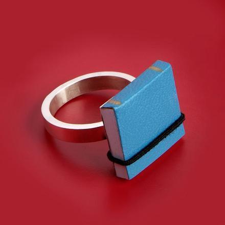 Book Ring, un anillo para escribir notas