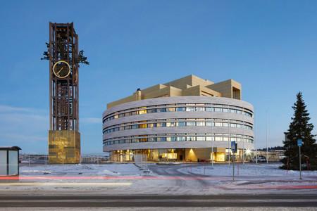 Kiruna Ayuntamiento