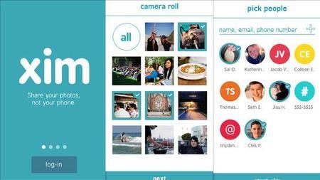 Xim, la aplicación para compartir fotos de Microsoft Research ya está disponible mundialmente