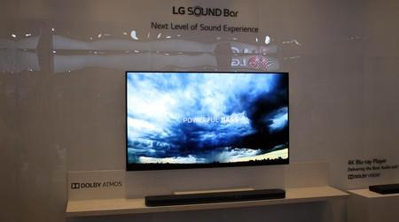 LG con sonido ATMOS