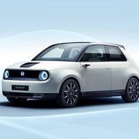 Honda e: el primer coche eléctrico de la marca, ya en España con 220 km de rango y 13.470 euros más caro que el SEAT Mii electric