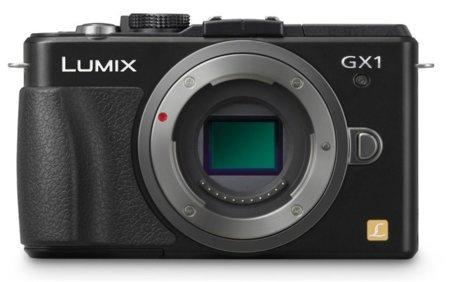 Panasonic Lumix GX1, nueva sin espejo más seria