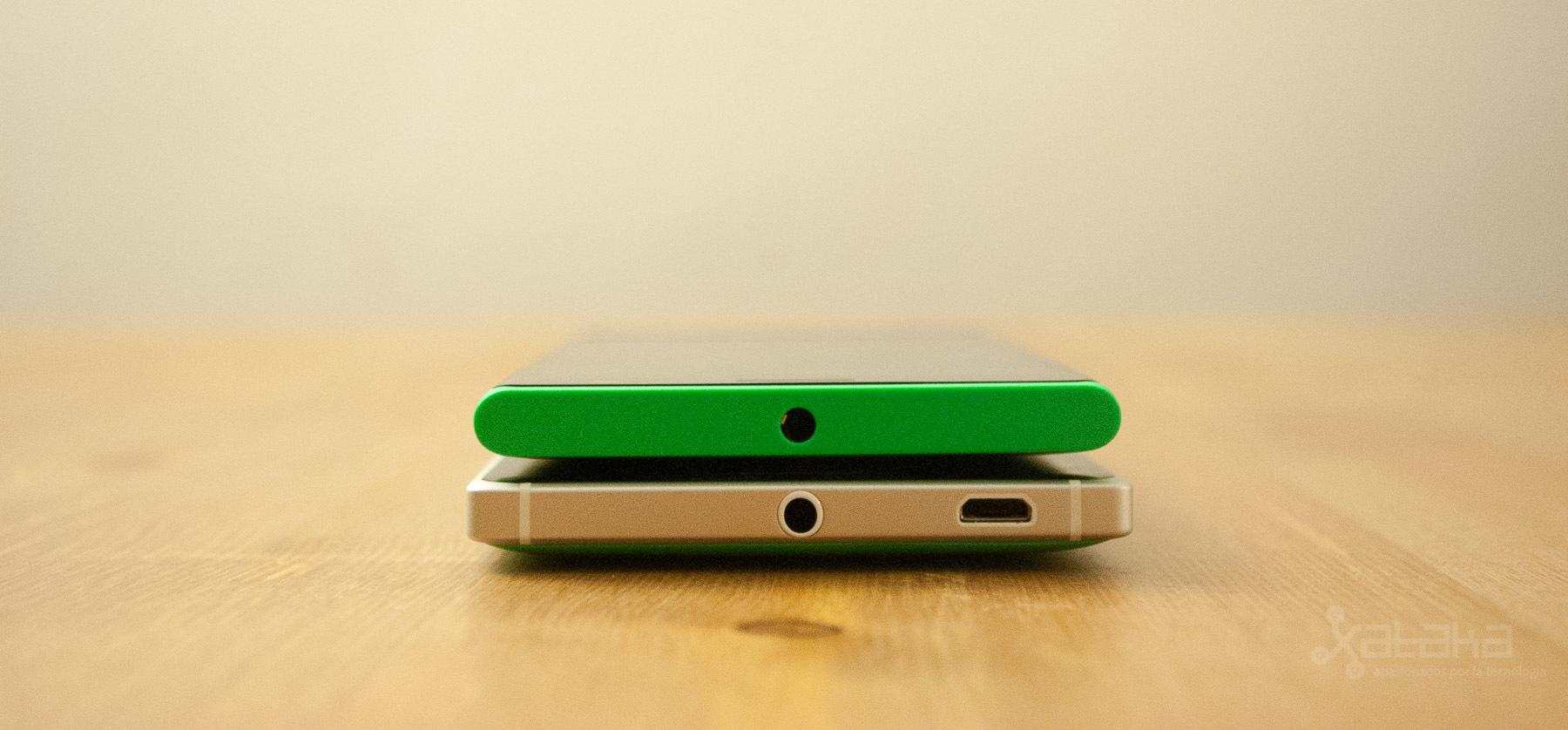 Foto de Nokia Lumia 735 y Lumia 830, análisis (2/28)