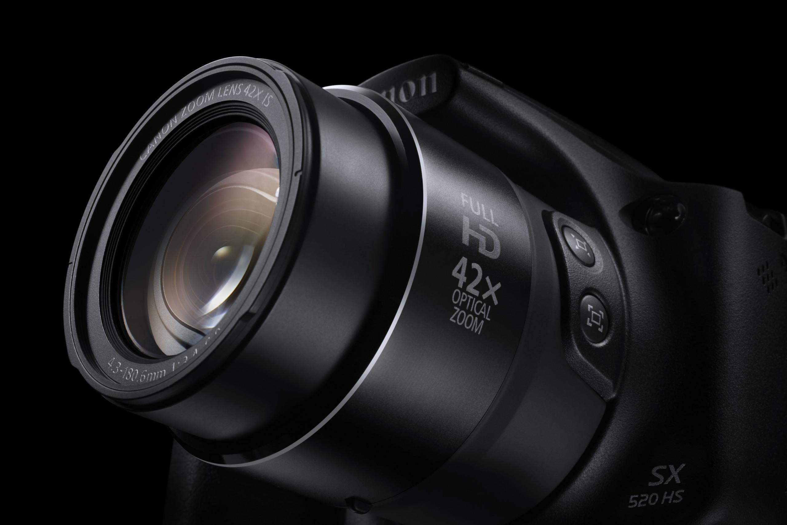 Canon PowerShot SX 520 HS y Canon Powershot SX400 IS