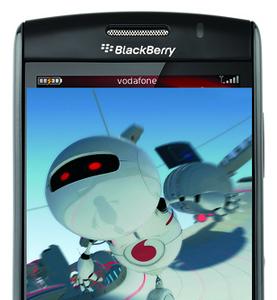 """Inside, """"dentro"""" de nuestra BlackBerry de Vodafone"""