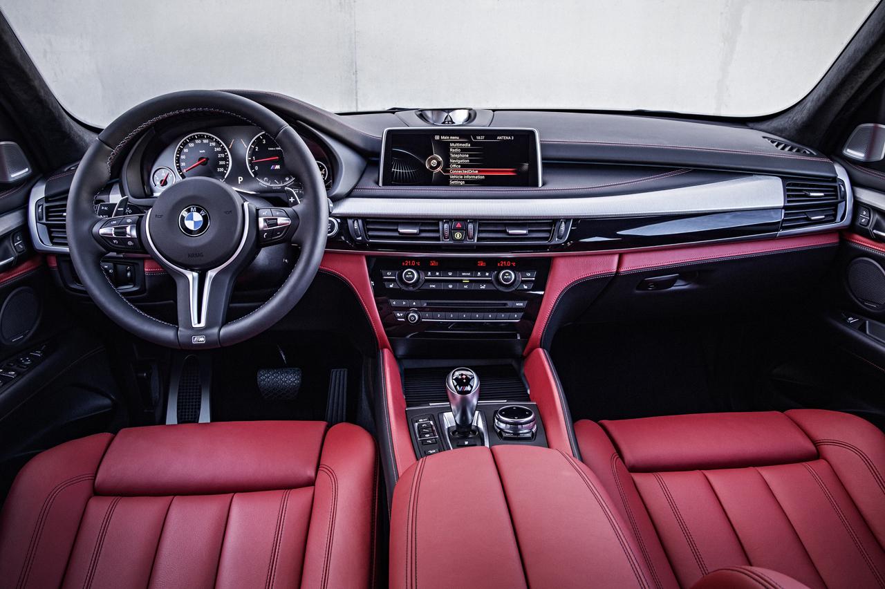Foto de BMW X5 M y X6 M (2015) (6/22)