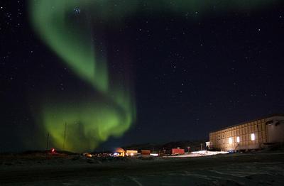 Observa las auroras boreales desde tu ordenador