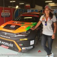 Laia Sanz y Seat repiten reto en las 24 Horas de Barcelona
