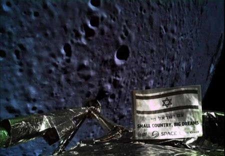 Israel fracasa en su intento de aterrizar sobre la Luna: la nave Beresheet se ha estrellado en el aterrizaje