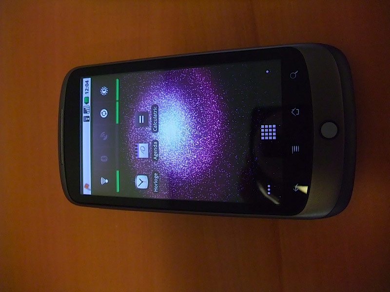 Foto de Nexus One, galería de calidad (8/16)
