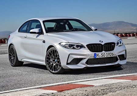 Bmw M2 Competition 2019 1280 07