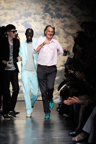 Paul Smith, Primavera-Verano 2010 en la Semana de la Moda de Nueva York