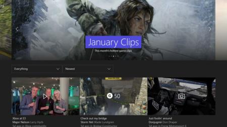 Xbox One Actualizacion 1