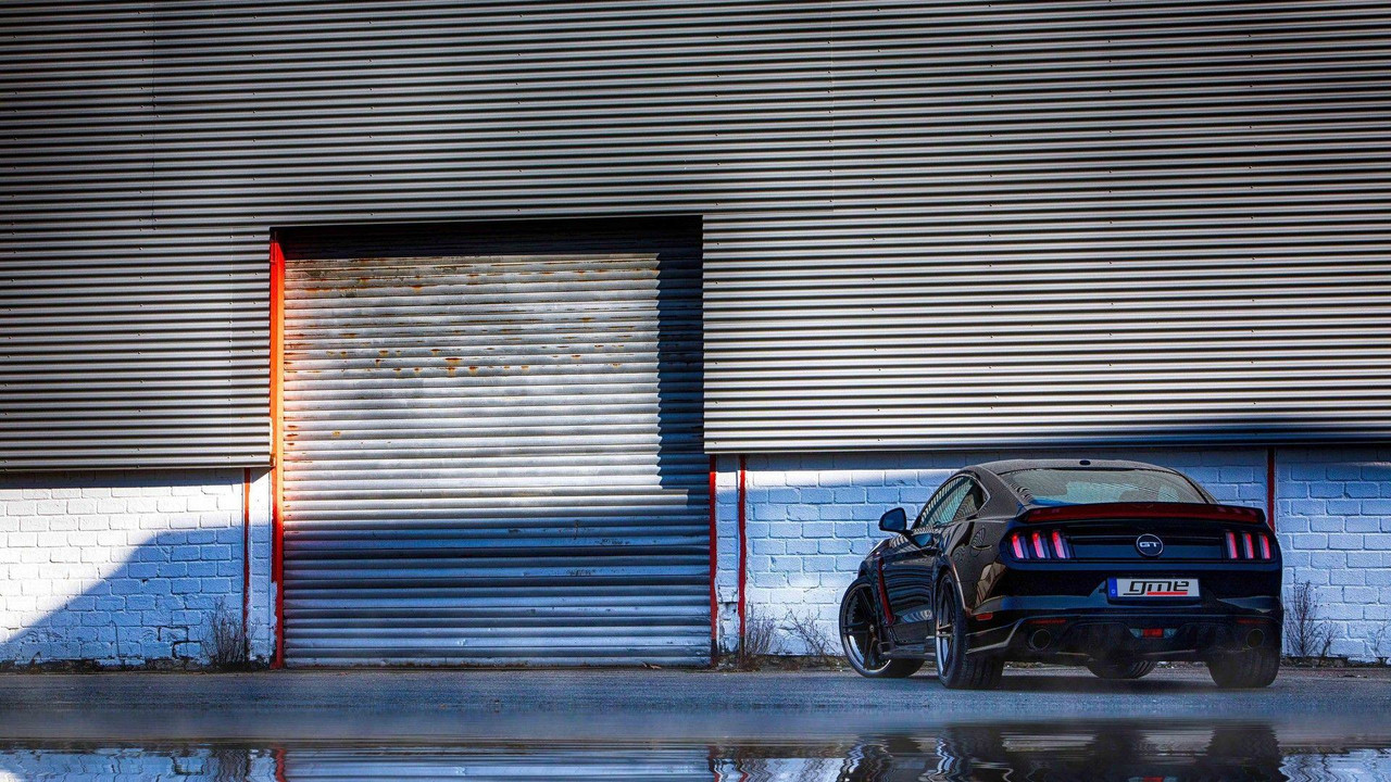 Foto de GME-Performance Ford Mustang GT (1/11)