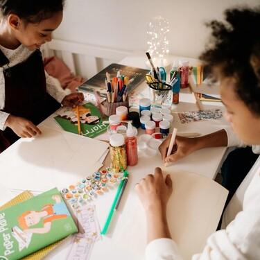Vuelta al cole: 31 manualidades originales y bonitas para hacer con los niños